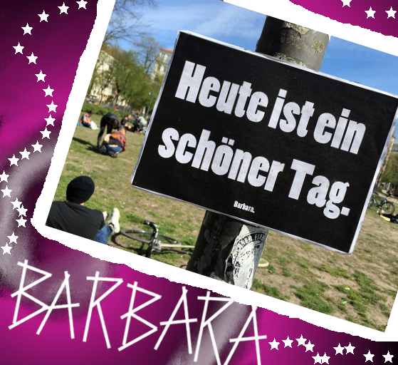 Wir lieben Barbara