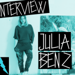 IM INTERVIEW: JULIA BENZ