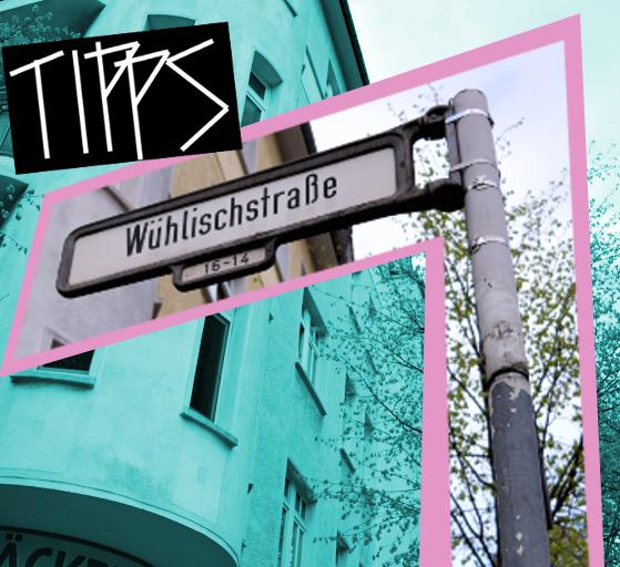TOP 3: WÜHLISCHSTRASSE