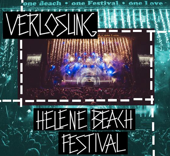VERLOSUNG: HELENE BEACH FESTIVAL 2017