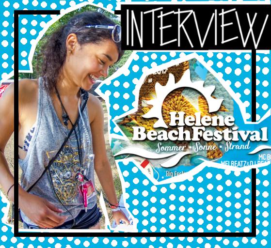 INTERVIEW: ANNETT LÜCKEBACH – HELENE BEACH FESTIVAL