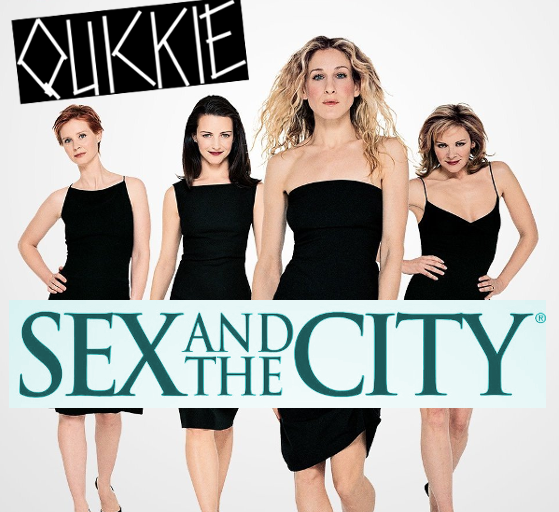 "WENN ICH AN ""SEX AND THE CITY"" DENKE, DENKE ICH: WHAT THE FUCK!"