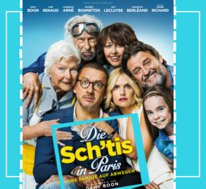 Donnerknispel Film News: DIE SCH'TIS IN PARIS – EINE FAMILIE AUF ABWEGEN